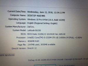 laptop cũ dell latitude E6330-5