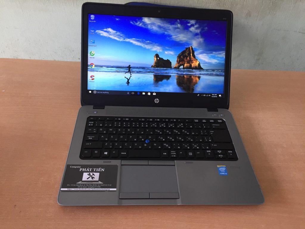 laptop cũ HP elitebook 840 G1 -2