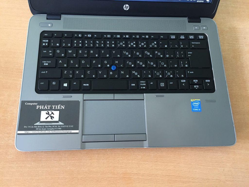 laptop cũ HP elitebook 840 G1 -5
