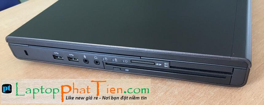Laptop nhập khẩu Dell M6800 VGA M5000M