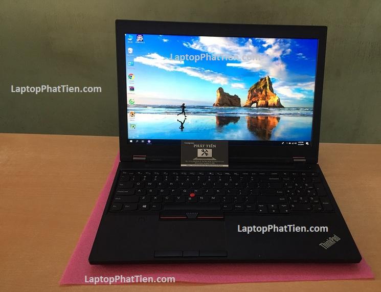 Laptop Thinkpad P50 cũ xách tay từ nhật