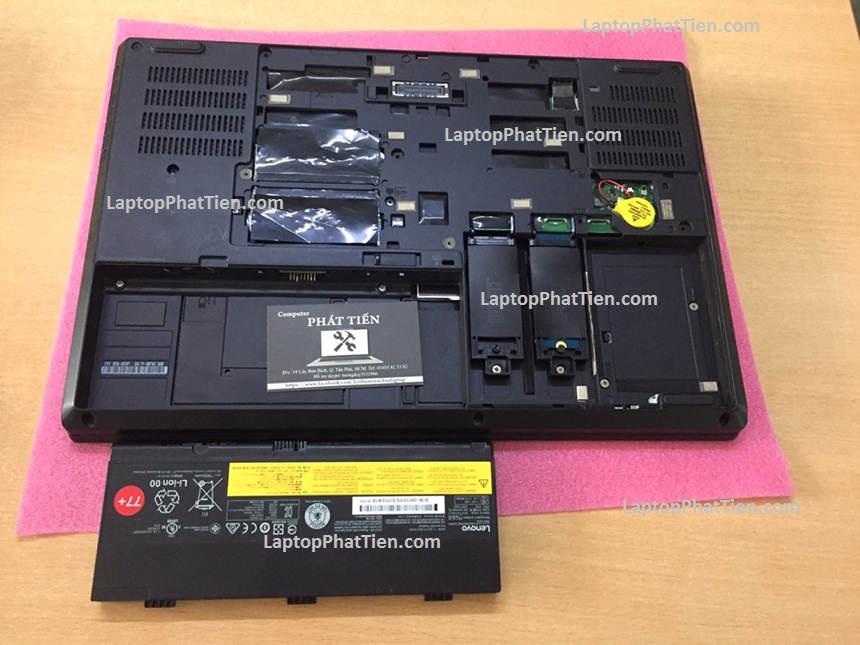 Laptop Thinkpad P50 xách tay từ mỹ