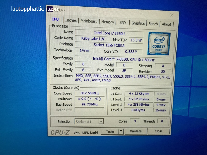 dell xps 9370 core i7 full hd giá rẻ hcm