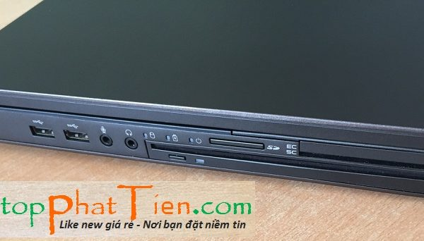 Laptop nhập khẩu Dell M6800 workstation VGA M5000M