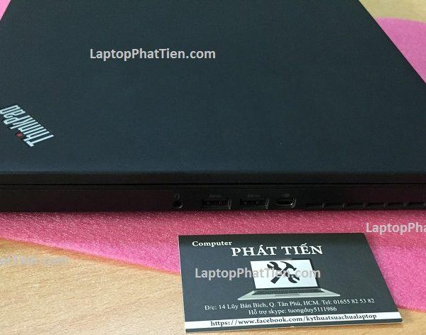 Laptop Thinkpad P50 cũ tphcm