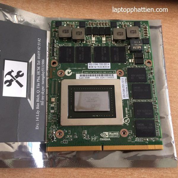 Card vga Quadro Q3000M 2G giá rẻ