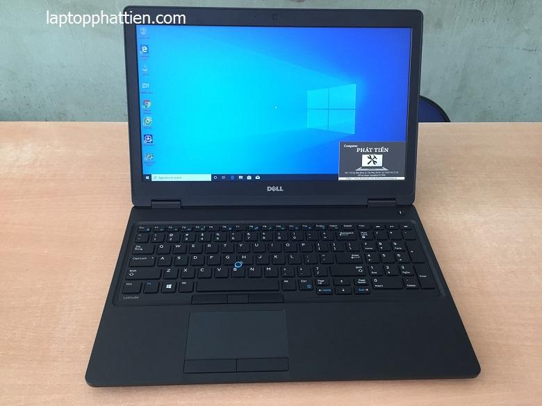 Laptop Dell E5580, laptop nhập khẩu dell E5580 giá rẻ hcm