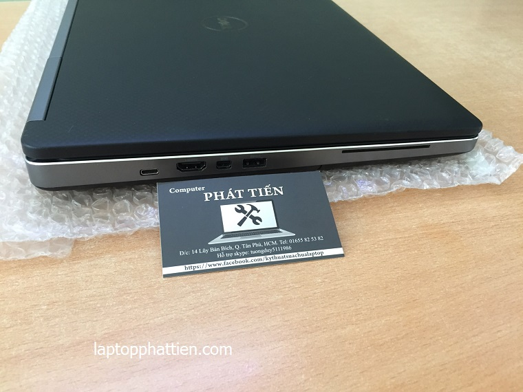 Laptop Dell 7510, dell xách tay giá rẻ 7510 I7 HCM