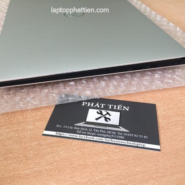 laptop dell xps 13 9370 cảm ứng 4K giá rẻ tphcm
