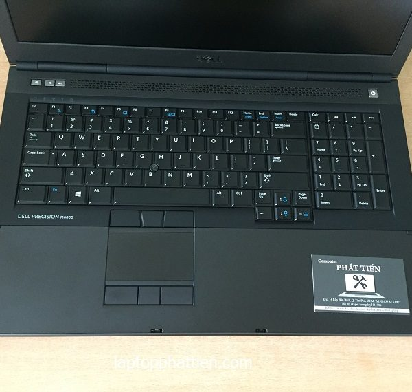 Dell M6800 I7 4940MX vga m3000m tphcm