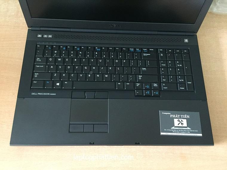 Dell Precision M6800 I7 4940MX, Dell M6800 I7 4940MX vga m3000m tphcm
