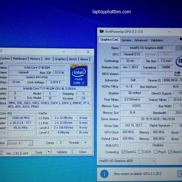 laptop dell E6440 I7 giá rẻ hồ chí minh