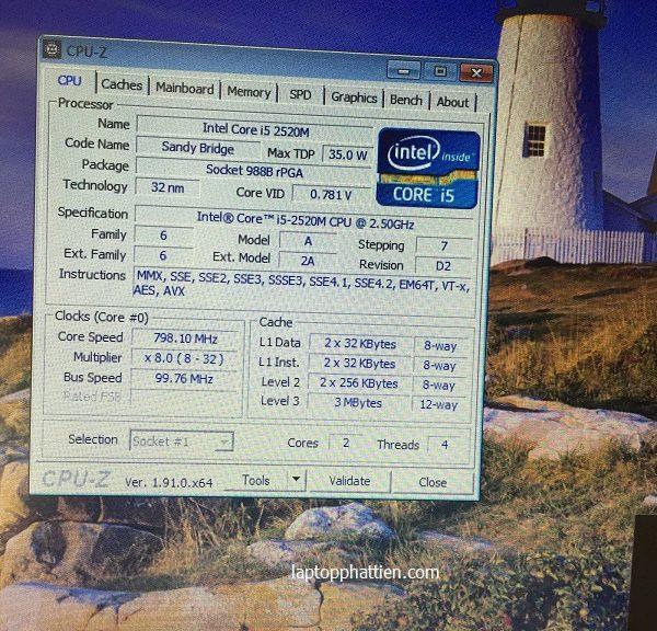laptop nhập khẩu mỹ dell E6420 hcm