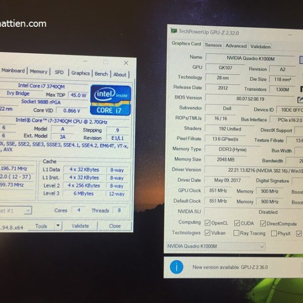 laptop dell precision M4700 i7 giá rẻ hcm
