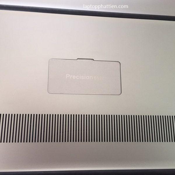 laptop dell precision 5520 I7 7820HQ màn hình cảm ứng 4K