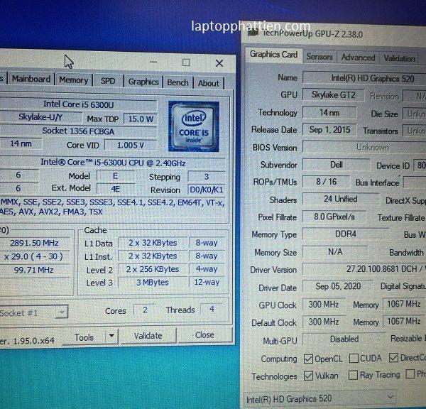 laptop xách tay mỹ dell e5470 i5 giá rẻ tp hcm