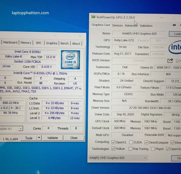 laptop dell 7390 2 in 1 i5 giá rẻ hcm