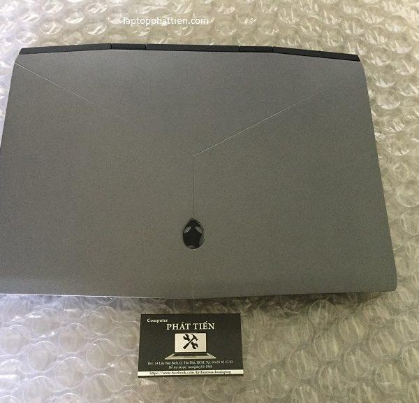 laptop dell alienware M15 I7 8750H VGA GTX 1660TI