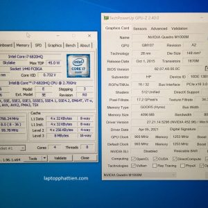 HP Zbook Studio G3 I7 6820HQ VGA M1000M 4K giá rẻ HCM